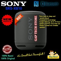 THE BEST Sony SRS XB10 XB 10 EXTRA BASS Bluetooth Portable Speaker