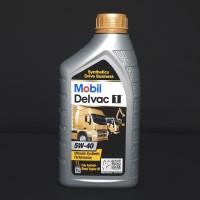 Oli Mobil Delvac 1 SAE 5W-40 kemasan 1 liter
