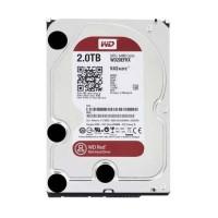 WD WDC SATA 3 Hard Disk Internal - Red [2 TB/64 MB]
