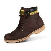 sepatu boots pria caterpillar holton safety 3 warna 38-44