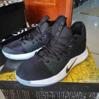 Sepatu Basket Nike Paul George PG 3 Black Ice