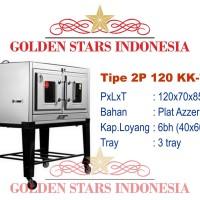 Oven Gas Golden Star 2P 120 KK-70