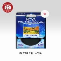 FILTER CPL HOYA 67 MM