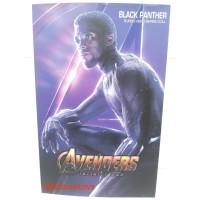 Figure Black Panther Super Hero Series Doll Avengers Infinity War