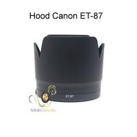 Hood ET-87 for Canon EF 70-200 F 2.8 IS USM Mark II