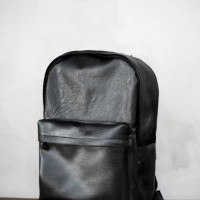 ACCRA Black Backpack - Ransel from The Daily Smith