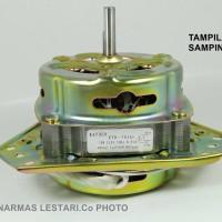 DINAMO MESIN CUCI Pengering 70 W As 10mm 6kg s/d 10kg Aluminium Rayden