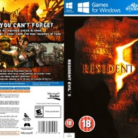 Resident Evil 5 Gold Edition Pc Laptop