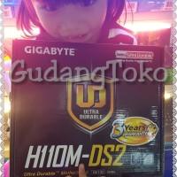 GIGABYTE GA H110M DS2 DDR4 MOTHERBOARD SKYLAKE LGA 1151