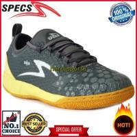Sepatu Futsal Specs Metasala Knight IN 400733 Dark Grey ORIGINAL