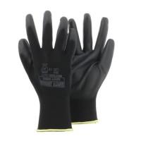 Safety Joger Glove Multitask Black and White 4131