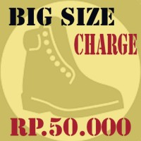 Big Size Charge Shoes
