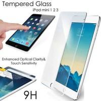 Tempered Glass / Anti gores kaca for Tab Ipad Mini 1/2/3