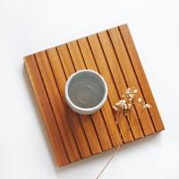 KEIJI platter / serving board | talenan kayu | souvenir kayu