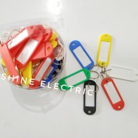 KEY RING ISI 50 / GANTUNGAN KUNCI / NAME TAG LABEL KUNCI JOYKO / KENKO