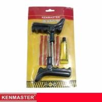 Kenmaster-Tire Repair 7pcs-Alat Tambal Ban tubles