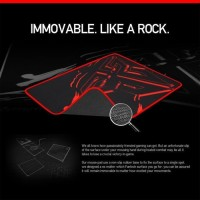Fantech Sven MP25 Mouse Pad Gaming Speed Control Small