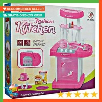 Produk Terlaris !! BIG SALE ! Mainan Anak Masak-Masakan Kitchen