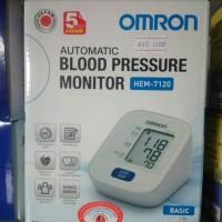 Tensimeter OMRON HEM - 7120 - Automatic Blood Pressure Monitor OMRON