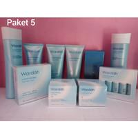 Wardah Lightening Series Paket 5