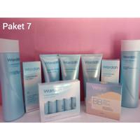Wardah Lightening Series Paket 7