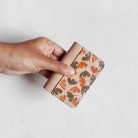 [PRE ORDER] Card Wallet Aditi Pattern - Anonimo Leather