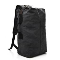 Tas Backpack Punggung Pria Bahan Kanvas Besar - Tas Outdoor TP01