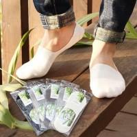 Exclusive Kaos Kaki Kesehatan Serat Bambu Kaos Kaki Pendek Socks