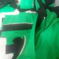 Special Product Jaket Polos Anti Air Hijau - Hijau Muda, L Terlaris