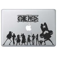 Tokomonster Decal Sticker One Piece Macbook Pro and Air