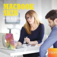 BRAIN OMEGA Premium MacBook Skin Decal Cover Sticker