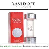 Parfum Original Davidoff Champion Energy Men Pria BPOM
