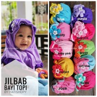 Jilbab Bayi Topi Jilbab Anak Anak Murah