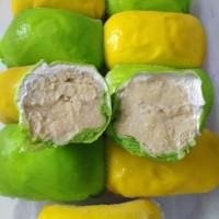Pancake durian duren ucok isi 21/10