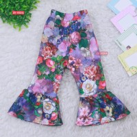 Trumpet Pants uk 1-2 th / Celana Cutbray Anak Perempuan Legging Pants