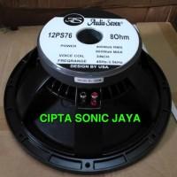 speaker audioseven 12 inch 12ps76 . 12 ps 76 line array
