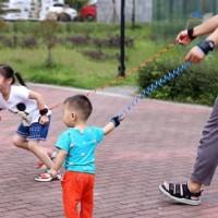 Safety Child Anti Lost Wrist Link Harness Strap Rope Tali Tangan