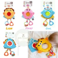 Benbat Travel Toy (OWL)