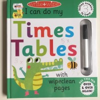 Write & Wipe Times Table