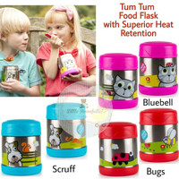 Tum Tum Thermal Food Flask - Bugs