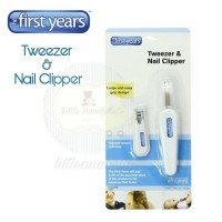 The First Years Tweezer & Nail Clipper