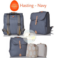 Pacapod Diaperbag Hasting Navy