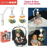 Skiphop Explore & More 3-In-1 Travel Mobile