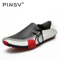 Sepatu Pinsv Pria Sepatu Kulit Pria Sepatu Musim Panas Musim Gugur