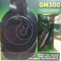 DBE GM300 Headset Gaming 7 1 Surround Sound