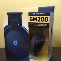DBE GM200 Gaming Headset 7 1 Surround Sound