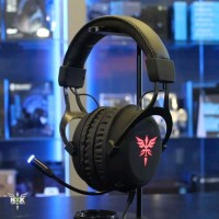 Nyk HS P12 Gaming Headset USB 7 1 Surround Sound
