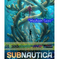 SUBNAUTICA CD DVD GAME PC GAMING PC GAMING LAPTOP GAMES