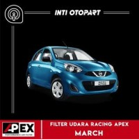 Filter Udara Racing APEX Nissan March Datsun Go