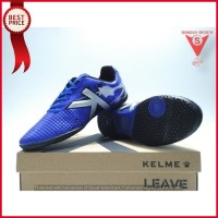 SEPATU FUTSAL KELME STAR EVO ROYAL BLUE ORIGINAL 1103703 NEW